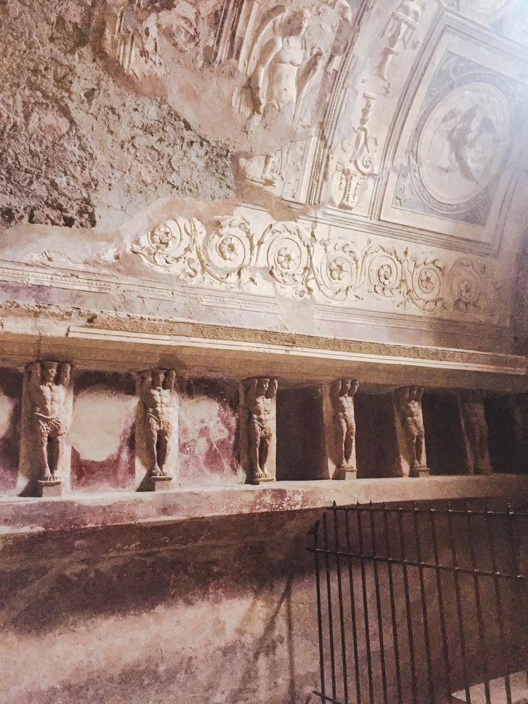 Bathhouse at Pompeii