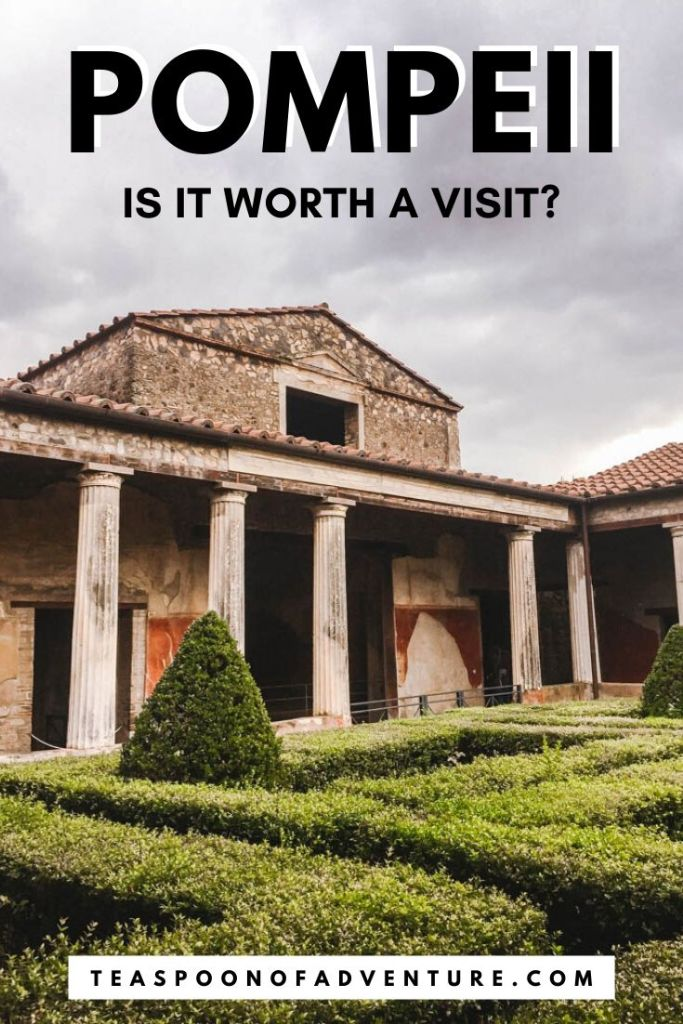If you want to visit ancient ruins and preserved cities in Italy, it comes down to two. Should you visit Herculaneum or Pompeii? #herculaneum #pompeii #italy #rome #naples #travel #traveltips #europe #ancientrome