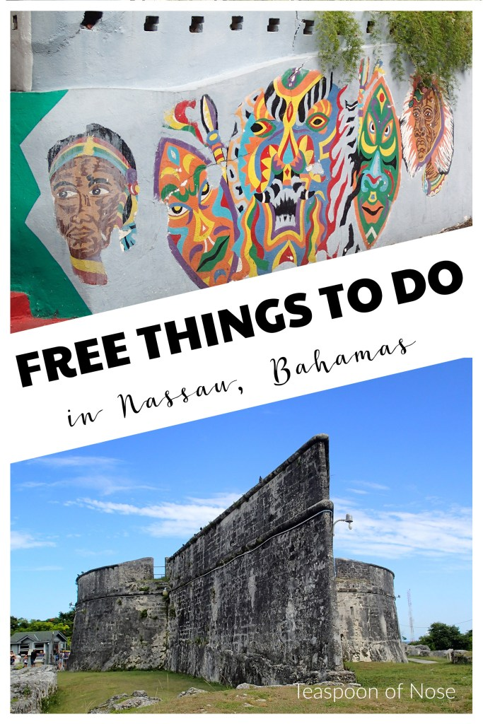 Looking for FREE things to do in Nassau, Bahamas? Check this list for a bunch of great choices!