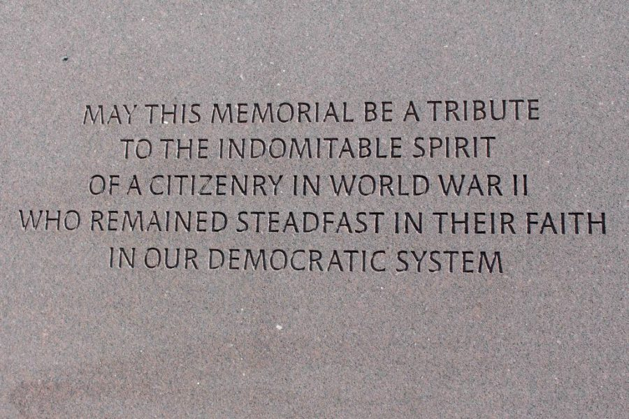 The memorial to Japanese-American Patriotism is a moving and seriously underrated DC site. | Teaspoon of Nose