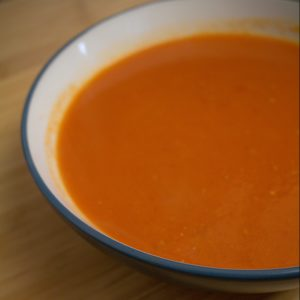 If you need an easy tomato soup, look no further than this classic slow cooker recipe!   Teaspoon of Nose