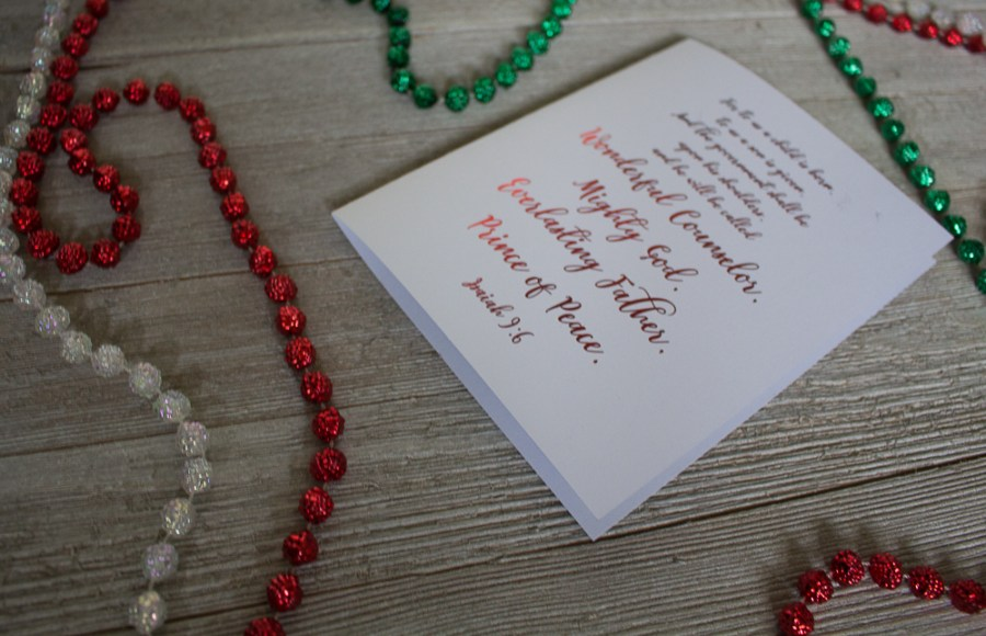 Handmade Christmas & holidays cards are now available! | Teaspoon of Nose