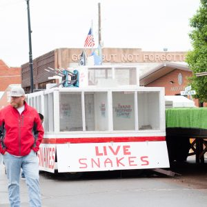 Exploring Mangum's Rattlesnake Derby in southwest Oklahoma! | Teaspoon of Nose