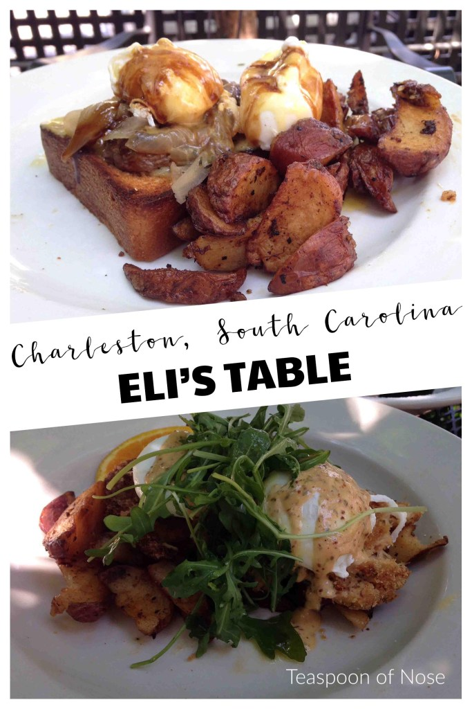 Eli's Table in Charleston is a great option for brunch!