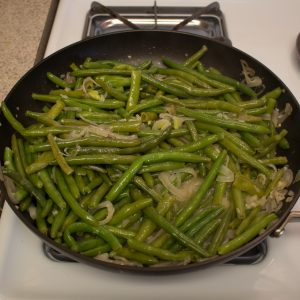 These green beans make for a no-fail side dish! | Teaspoon of Nose