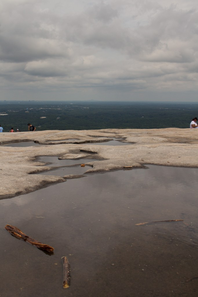 Stone Mountain is a great day trip out of Atlanta, whether or not hiking is your thing! | Teaspoon of Nose