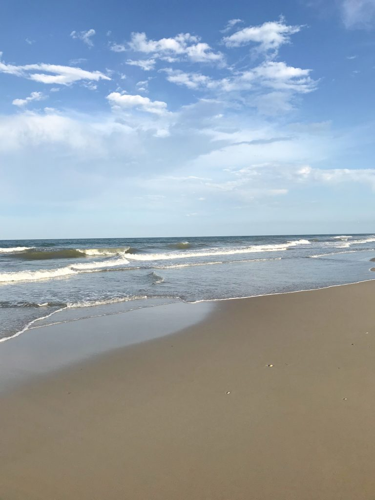 Corolla is a cute beach town in North Carolina's Outer Banks, and is totally worth a visit! | Teaspoon of Nose