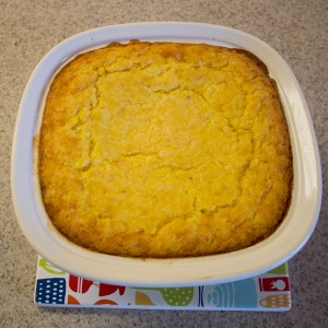 Corn pudding is a southern delicacy! It's full of corn flavor and a rich, almost custard-like texture.  | Teaspoon of Nose