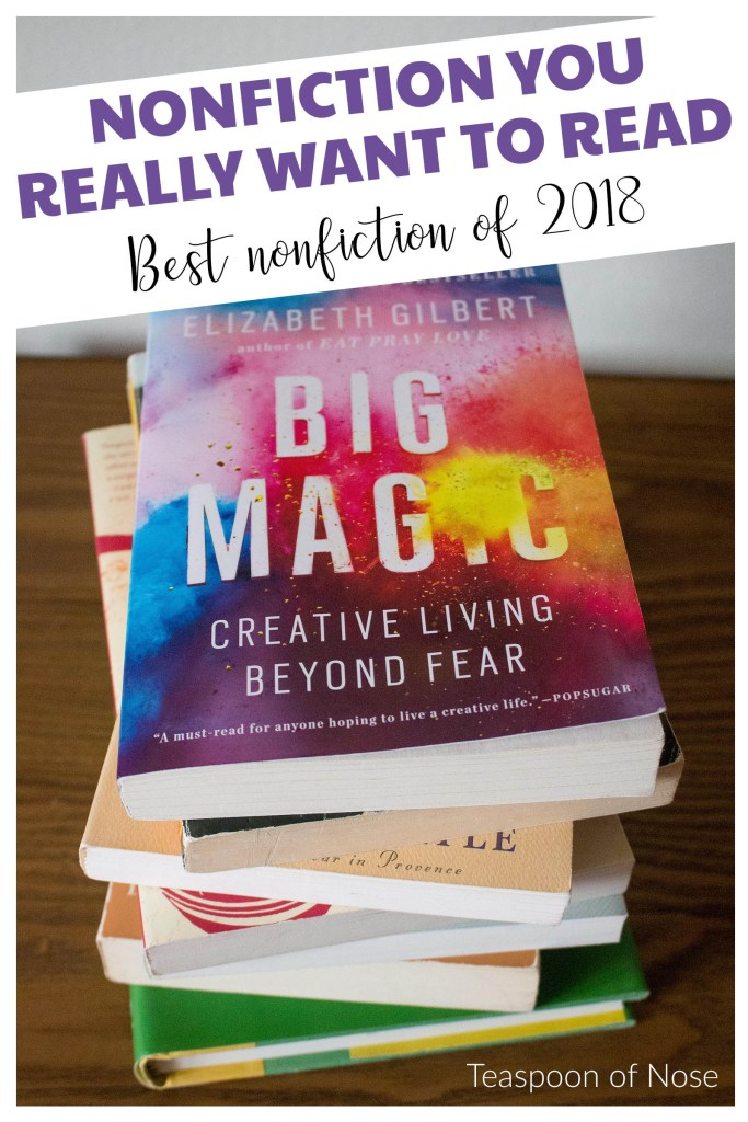 Here's the best nonfiction books from last year!