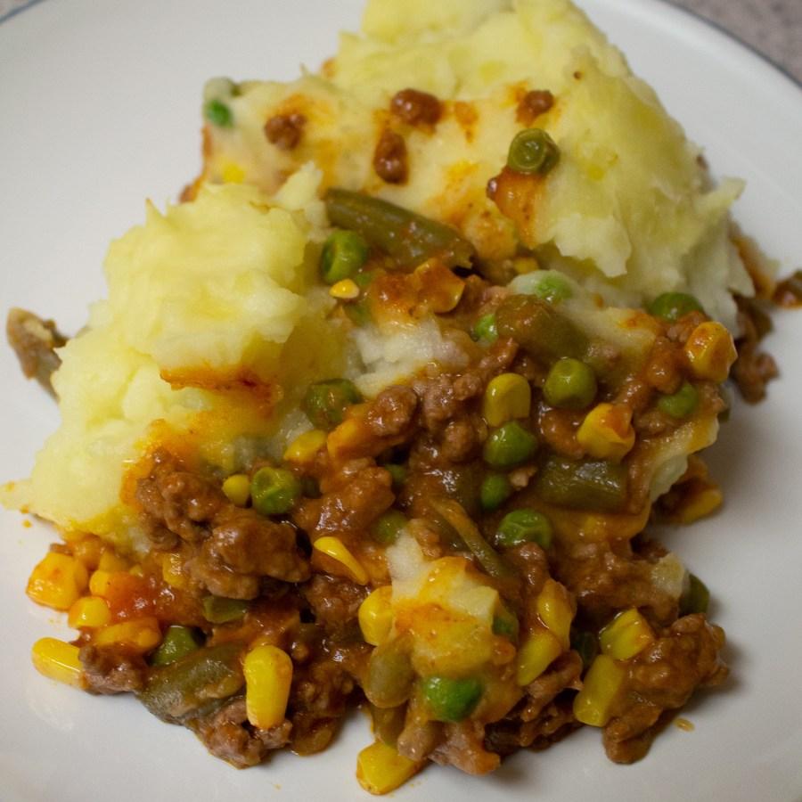 Shepherd's Pie in 30 minutes? Heck yes! Super easy weeknight dinner option.