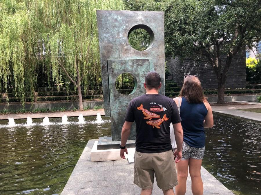 Nasher art sculpture