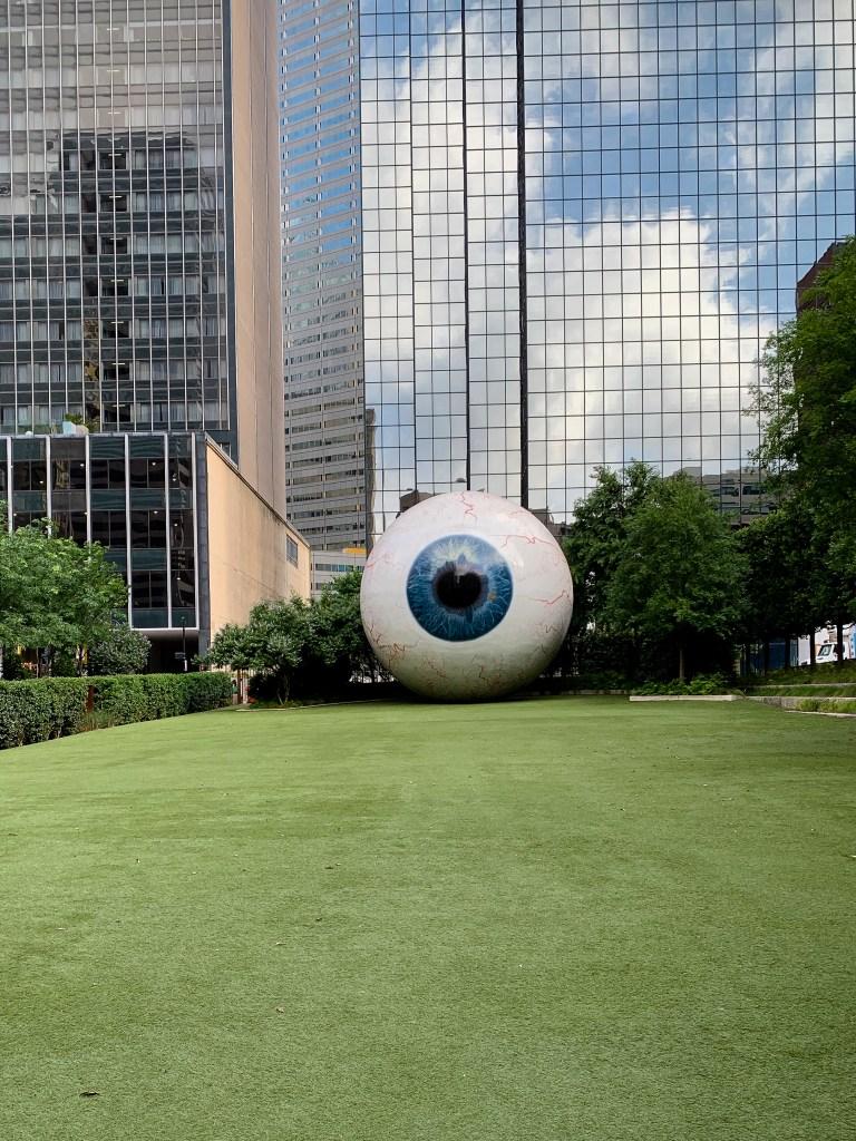 Dallas garden downtown