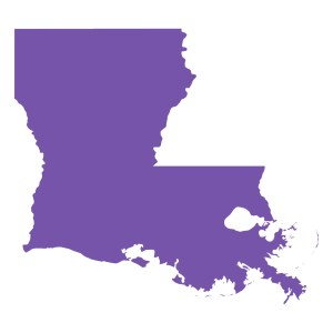 Louisiana state travel guide