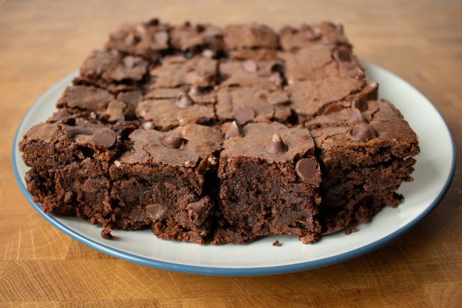 What's better than brownies? Espresso brownies! These espresso brownies have a depth of flavor that you just can't resist!