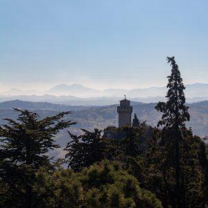 How to see San Marino!   Teaspoon of Nose
