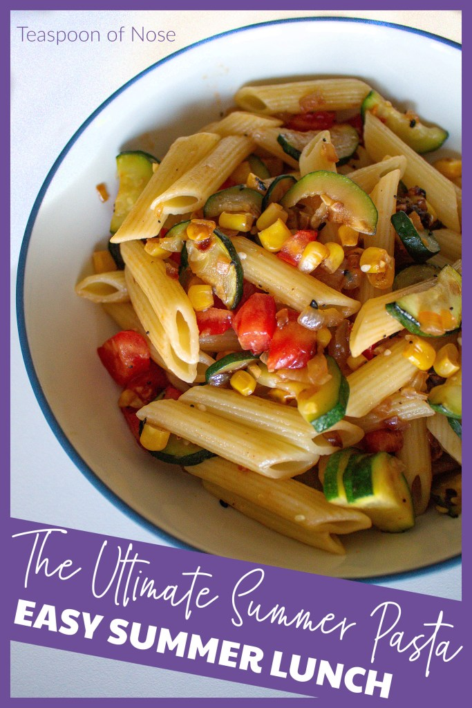 This summer pasta recipe is the fresh, healthy staple you've been looking for!