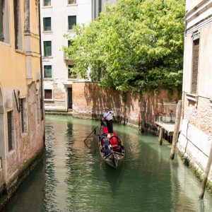Venice without Tourists - immediately after the quarantine