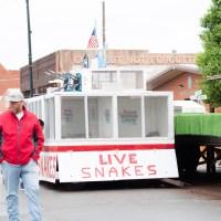 Life in Altus: Rattlesnake Derby