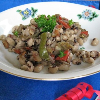 Bacon and Black-eyed Pea Salad