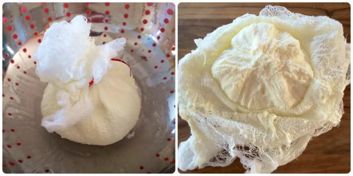 How To Make Labneh Yogurt Cheese | Teaspoonofspice.com