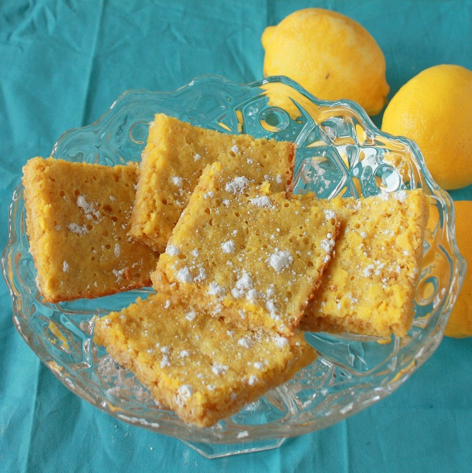 Impossibly Good Lemon Bars