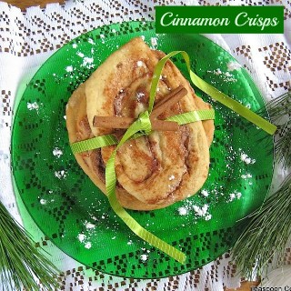 Cinnamon Crisps: A Community Cookbook Gem