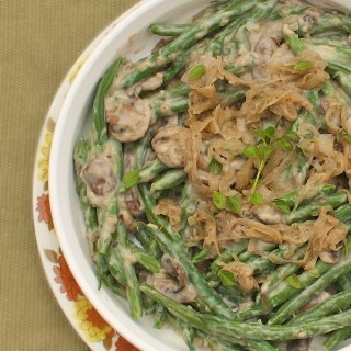 Healthy Green Bean Casserole – The Recipe ReDux