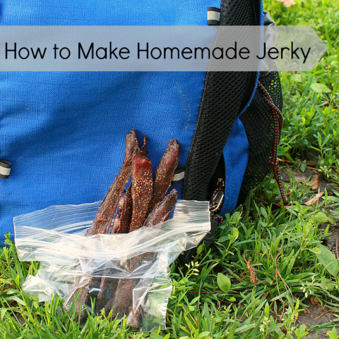 #HealthyKitchenHacks: How to Make Homemade Jerky
