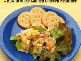 Creamy Basil Chicken Salad