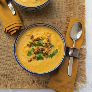 Dairy Free Thai Squash Soup