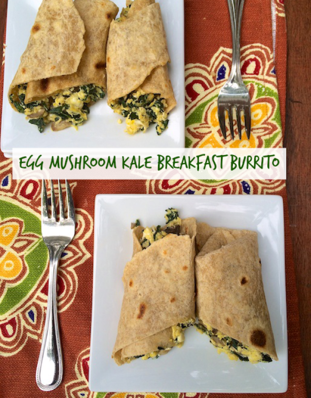 A healthy and tasty breakfast option