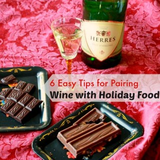 6 Easy Tips for Pairing Wine with Holiday Food