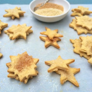 Add some whole wheat pastry flour to your favorite pie crust recipe and make cookies!