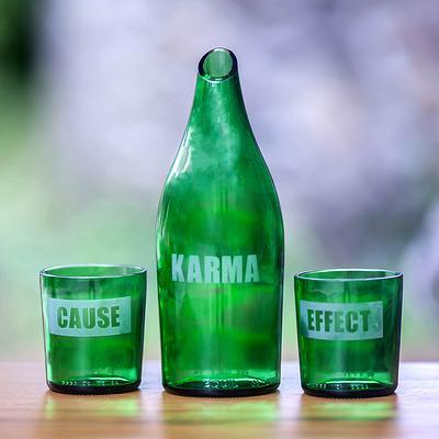 Day #5 #giftsthatgive: UNICEF market karma bottle set