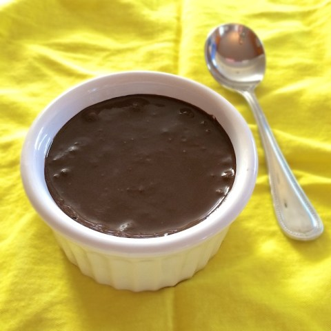#HealthyKitchenHacks: No Bake, No Sugar Chocolate Pudding
