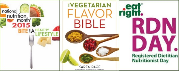 The Vegetarian Flavor Bible inspires Roasted Broccoli Pasta Sauce via Teaspoonofspice.com
