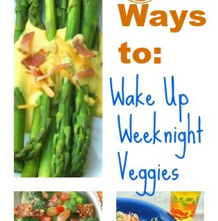 Wake Up Weeknight Veggies | TeaspoonOfSpice.com