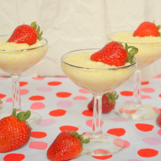 How to Make Homemade Tapioca Pudding