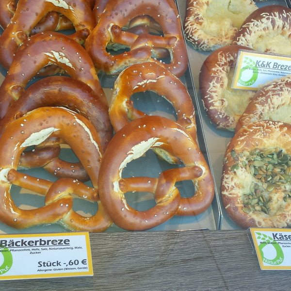best pretzels in Germany