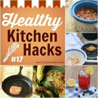 Healthy Kitchen Hacks #17