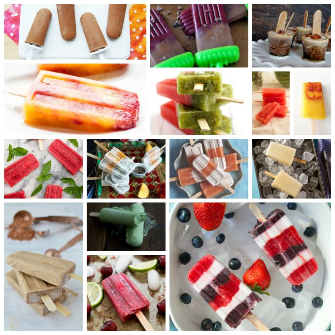 15 delicious, fruity, creamy and flavorful popsicle recipes that also happen to be vegan.