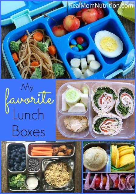 Healthy Kitchen Hacks: A dietitian's favorite lunch box picks to make packing a healthy lunch a bit easier. @tspbasil @rmnutrition