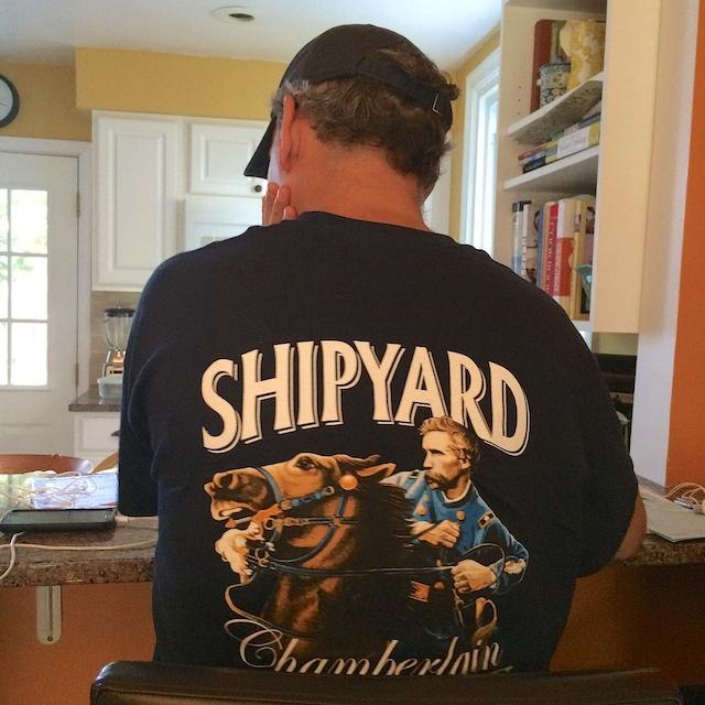 2015 Cabot Fit team - Shipyard Chamberlain