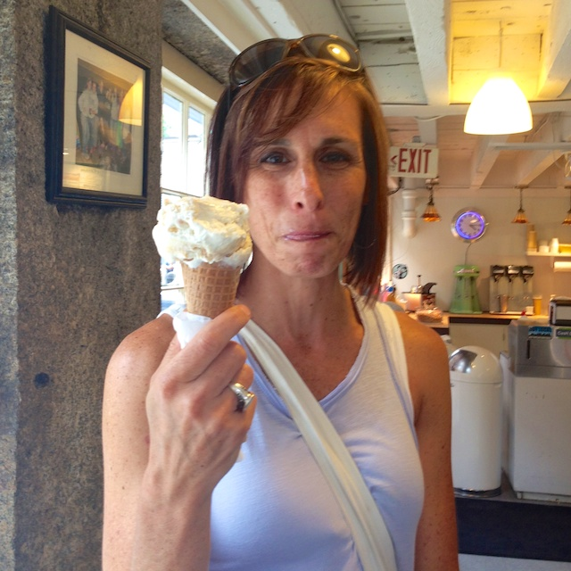 CabotFit -Graceland Ice Cream at Beals