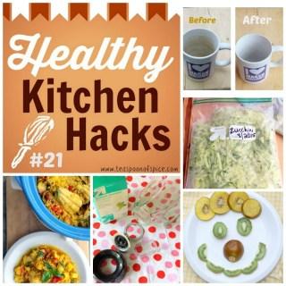 Healthy Kitchen Hacks #21