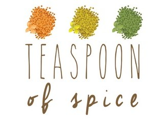 New and improved Teaspoon of Spice coming to you via @tspbasil and @tspcurry