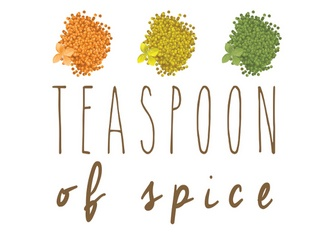 Teaspoon of Spice new logo | Teaspoonofspice.com