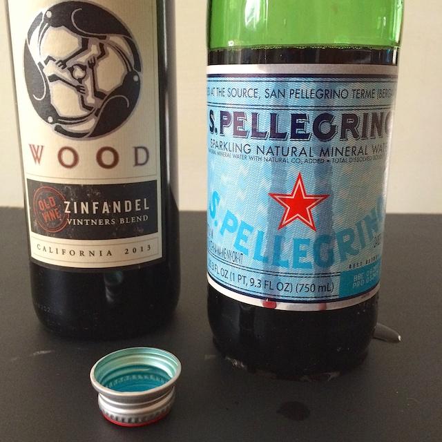 #HealthyKitchenHacks - How To Keep Opened Red Wine Fresher Longer @tspbasil