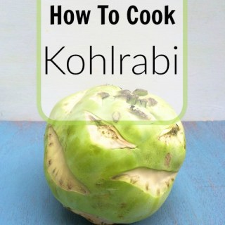 How To Cook Kohlrabi: Creamy Potato Kohlrabi Soup