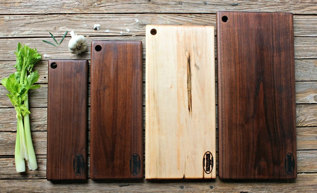 Win an Edwards Crossroads cutting board on teaspoonofspice.com !